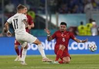 ROBERTO MANCINI - EURO 2020 Avrupa Sampiyonasi Açiklamasi Türkiye Açiklamasi 0 - Italya Açiklamasi 0 (Ilk Yari)