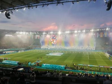 EURO 2020'Ye Görkemli Açilis