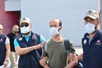 SİM KART - FETÖ'den 7.5 Yil Hapis Cezasi Alan Müdür Yardimcisi Hücre Evinde Yakalandi