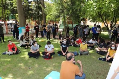 Gaziantep Kolej Vakfi, Yazar Faruk Duman'i Agirladi