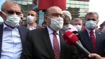 OLAY YERİ İNCELEME - GÜNCELLEME - Yomra Belediye Baskani Mustafa Biyik'a Silahli Saldiri