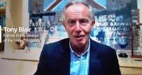 TONY BLAİR - Ingiltere Eski Basbakani Tony Blair, Türkiye'nin De Yogun Bir Sekilde Yürüttügü Asi Seferberliginin Önemine Degindi