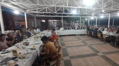 Kahta'da Tayini Çikan Hakim Ve Savcilara Veda Gecesi Düzenlendi