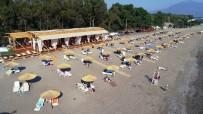 FETHIYE BELEDIYESI - Karaot Halk Plaji Sezona Hazir