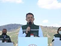 RECEP SOYTÜRK - Kilis'in 2050 Yilina Kadarki Su Ihtiyacini Saglayacak Olan Baraj Hizmete Açildi