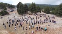 MÜFTÜ VEKİLİ - Mersin'de Yörükler Yagmur Duasina Çikti