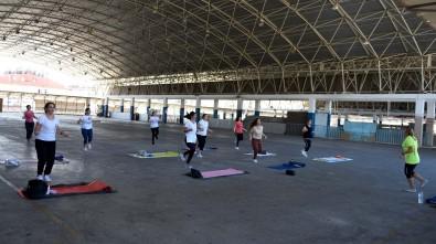 Muratpasa'da Sabah Sporu Yeniden Basladi