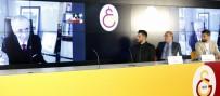 SPOR KOMPLEKSİ - Mustafa Cengiz Açiklamasi 'Aytaç Ve Alpaslan'in Galatasaray Için Sonuna Kadar Mücadele Edeceklerine Inaniyorum'