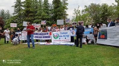 Nafaka Magdurlari Ankara'da