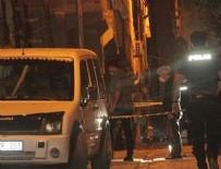 Polis memurlarına silahlı saldırı!