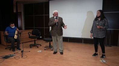 Rize'de Okullar Arasi 'Atma Türkü Yarismasi' Düzenlendi