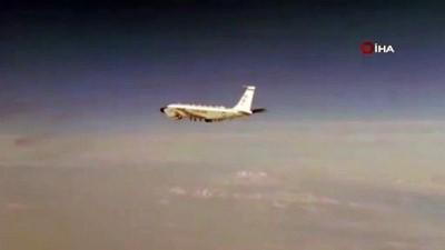 Rus Savas Uçagindan Pasifik Okyanusu'nda ABD Kesif Uçagina Engelleme