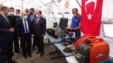 Samsun'da 800 Bin Kisiye Afet Egitimi Verilecek