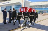 ASKERİ UÇAK - Silah Kazasinda Sehit Olan Piyade Er Için Mardin'de Tören Düzenlendi