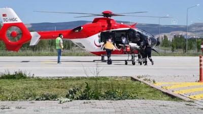 TCDD Genel Müdürü Ali Ihsan Uygun, YHT Ile Sivas'a Geldi Açiklamasi