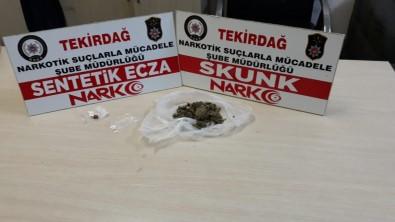 Tekirdag'in 3 Ilçesinde Uyusturucu Operasyonu Açiklamasi 4 Gözalti