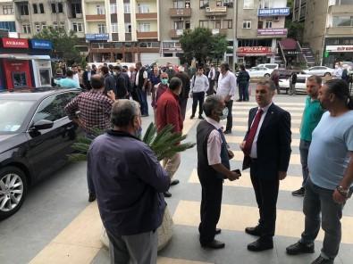 Yomra'da Belediye Baskani Biyik'a Silahli Saldiri