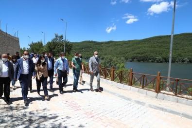 Zinav Gölü Turizme Kazandiriliyor