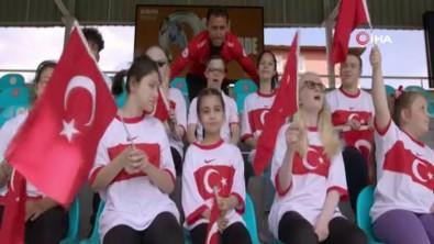 Ziya Selçuk Açiklamasi 'EURO 2020 Final Coskusuna Özel Çocuklarimizin Gözü, Gönlü Ve Diliyle Ortak Olmak Istedik'