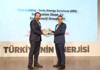 ZORLU ENERJI - Zorlu Enerji'nin ZES Markasi 'Enerjimiz Gelecegimiz' Ödülünü Aldi