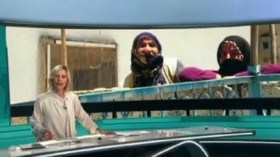 Mardin'de görev yapan aşı ikna timleri İtalyan televizyonunda