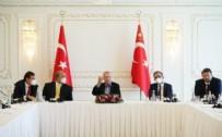 HİDAYET TÜRKOĞLU - Başkan Erdoğan Anadolu Efes'i kabul etti!