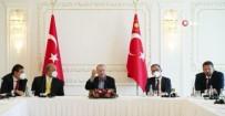 EUROLEAGUE - Cumhurbaskani Erdogan, Anadolu Efes'i Kabul Etti