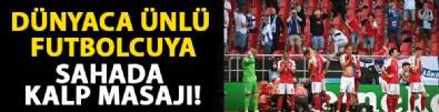 Danimarka-Finlandiya maçında kokutan anlar! Yerde kalan Christian Eriksen'e kalp masajı...