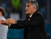 ŞENOL GÜNEŞ - Maç sonrası konuştu: 'Bizden daha iyi...!!!'