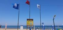 CANKURTARAN - Inkumu Plajinda Mavi Bayraklar Göndere Çekildi