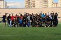 SPOR KOMPLEKSİ - Kayseri Emar Grup'ta Hedef 2'De 2 Yapmak