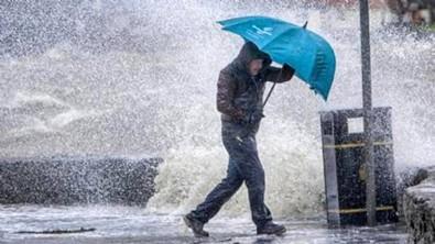 Meteoroloji'den kritik uyarı! Şemsiyesiz çıkmayın