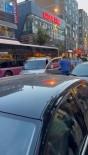SİVİL POLİS - (Özel) Yol Verme Tartisma Yumruklu Kavgaya Dönüstü