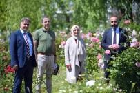 PATENT - Rektör Sevli 'Gül Bahçesi'ni Gezdi