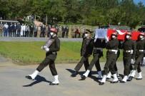 HAKKARI ÜNIVERSITESI - Sehit Akin Için Hakkari'de Tören Düzenlendi
