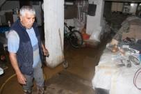 MEHMET KAYA - Sel Ve Dolunun Vurdugu Beysehir'de Metrekareye 63,2 Kilogram Yagis Düstü