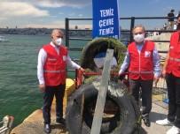 ÜSKÜDAR BELEDİYESİ - Üsküdar'da, 'Temiz Çevre Temiz Deniz' Seferberligi Basladi