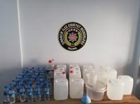 KAÇAK ALKOL - Yalova'da Kaçak Alkol Operasyonu