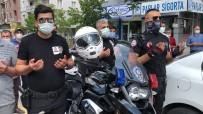 5 Aydir Verdigi Yasam Mücadelesini Kaybeden Polise Mesai Arkadaslarindan Veda
