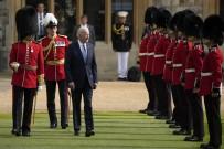 ABD Baskani Biden, Ingiltere Kraliçesi II. Elizabeth Ile Bir Araya Geldi