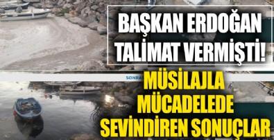 Başkan Erdoğan talimatı vermişti! Müsilaj temizliğinde sevindiren sonuçlar