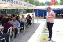 YURTKUR - Baskan Türkyilmaz, 'Esnafimizin Her Zaman Yanindayiz'
