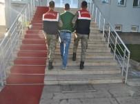 Bingöl'de Haklarinda Kesinlesmis Hapis Cezasi Bulunan 2 Süpheli Tutuklandi