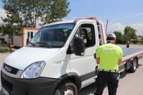 ARAÇ KULLANMAK - Bolu'da Kurallara Uymayanlara 26 Bin Lira Ceza