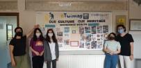 Çaycuma TSO Fen Lisesi E-Twinning Projesi Basari Ile Sona Erdi