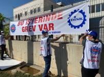 GREV - Fabrika Isçilerinden Grev