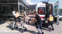 Gençlerin Motosiklet Macerasi Hastanede Bitti