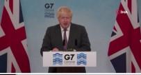 Ingiltere'de G7 Liderler Zirvesi Sona Erdi