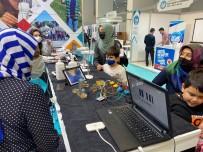BİLİM MERKEZİ - Konya Bilim Merkezi Ulusal Etkinliklerde Bilim Severlerle Bulusuyor