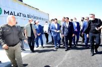 Malatya'da Çevreye Duyarli Hizmetler Devam Ediyor